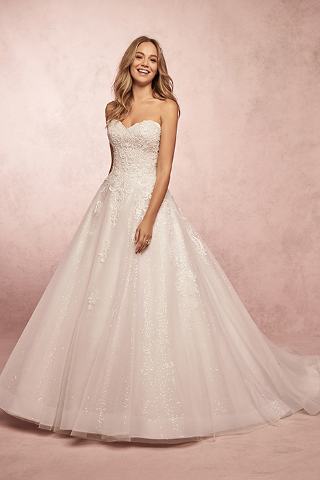 Honor Wedding                                          dress by Rebecca Ingram