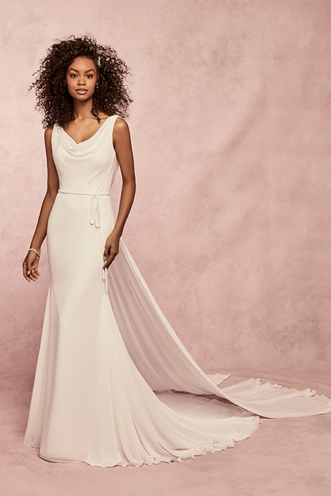 Lassen Wedding                                          dress by Rebecca Ingram