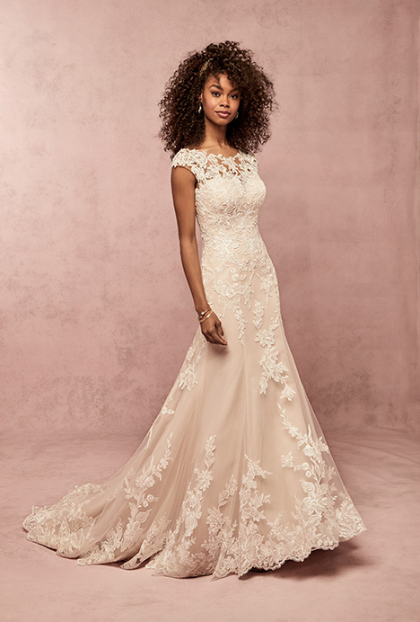 Liesl Wedding                                          dress by Rebecca Ingram