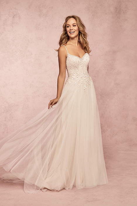 Mayla (Alt1) Wedding                                          dress by Rebecca Ingram