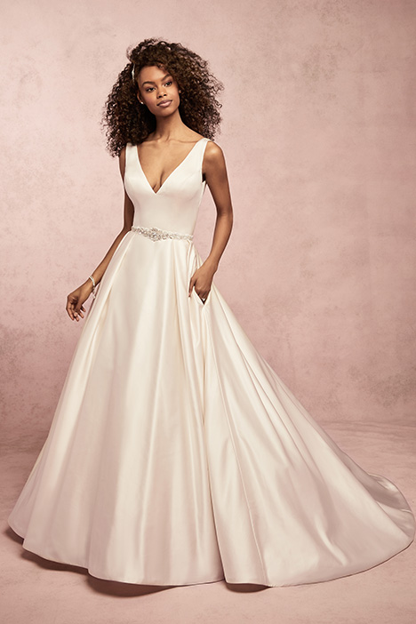 Sammie Wedding                                          dress by Rebecca Ingram