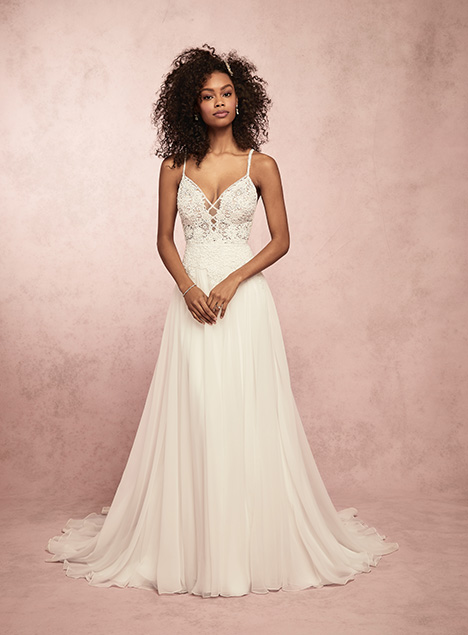 Seraphina Wedding                                          dress by Rebecca Ingram