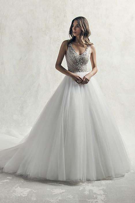 Bardot Wedding                                          dress by Sottero and Midgley