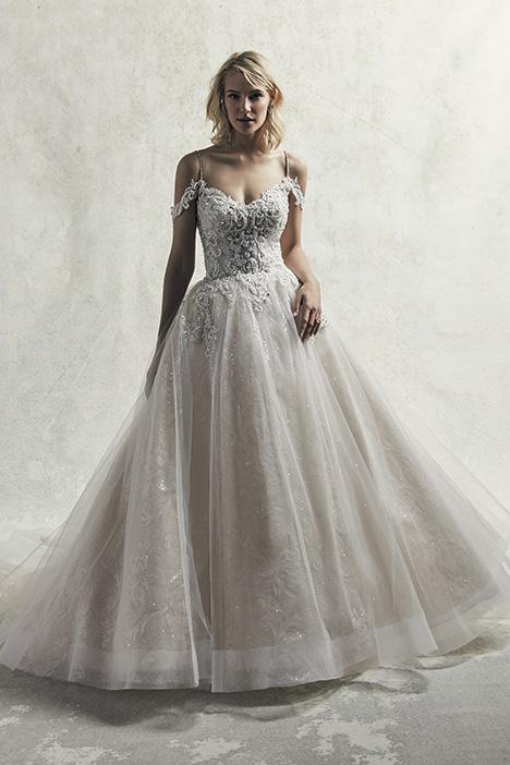 Blaine Wedding                                          dress by Sottero and Midgley