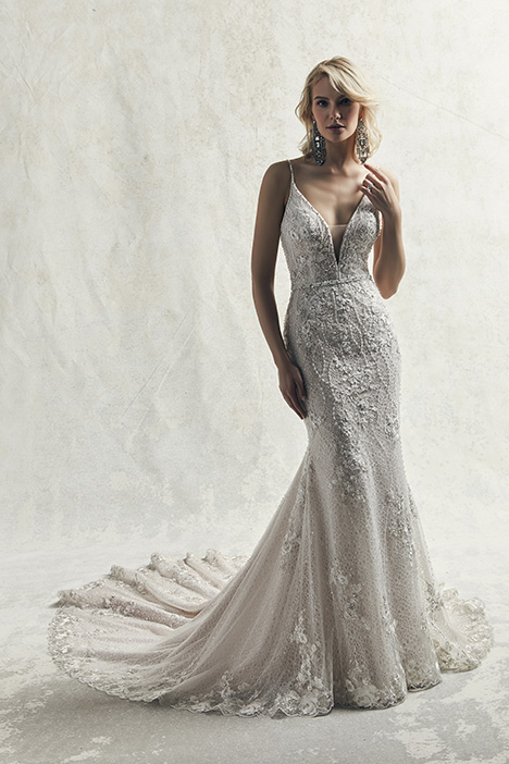 Maddox Wedding                                          dress by Sottero and Midgley