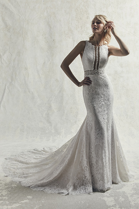 Sloane Wedding                                          dress by Sottero and Midgley