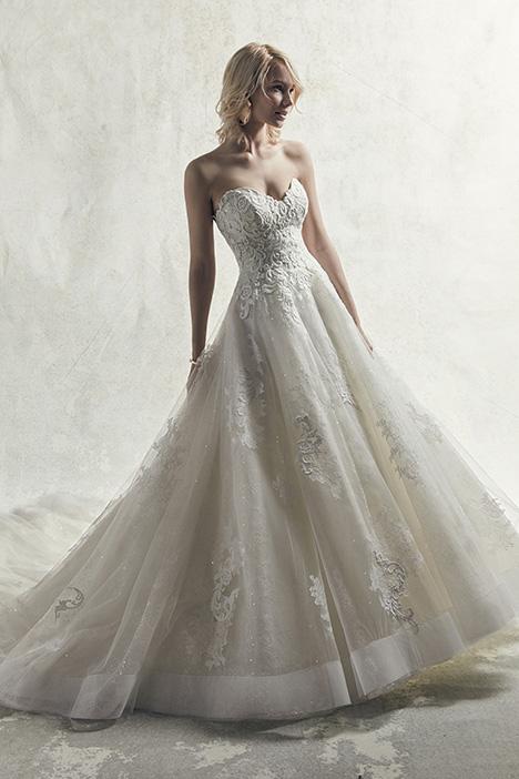 Tucker Wedding                                          dress by Sottero and Midgley