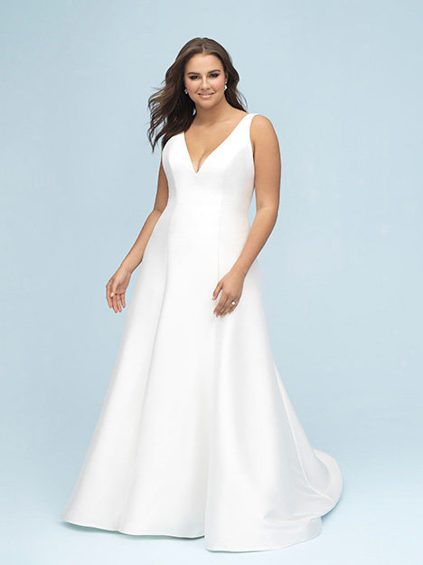 9600 + Wedding                                          dress by Allure Bridals