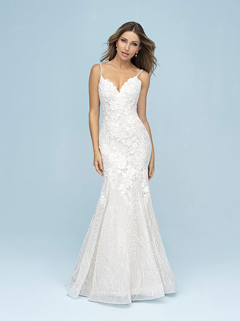 Style 9613 gown from the 2019 Allure Bridals collection, as seen on dressfinder.ca