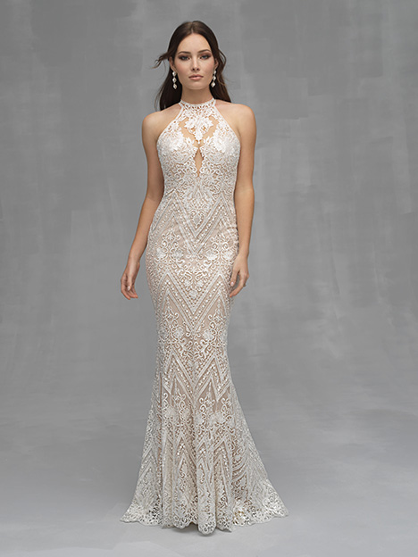 C525 Wedding                                          dress by Allure Couture