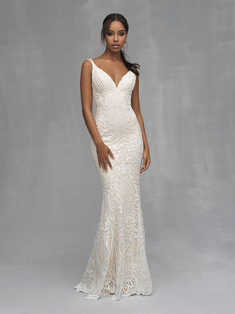 C530 Wedding                                          dress by Allure Couture