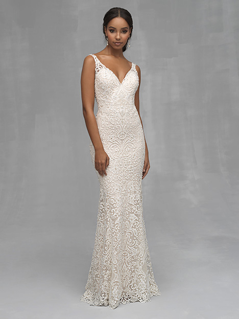 C532 Wedding                                          dress by Allure Couture