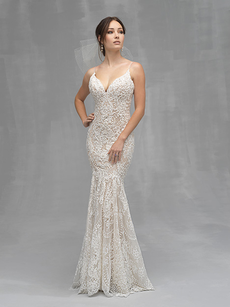 C534 Wedding                                          dress by Allure Couture