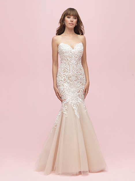 3200 Wedding                                          dress by Allure Romance