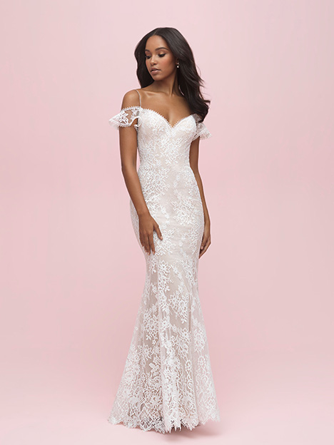 3202 Wedding                                          dress by Allure Romance