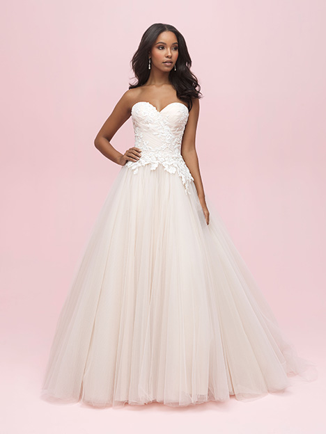 3206 Wedding                                          dress by Allure Romance
