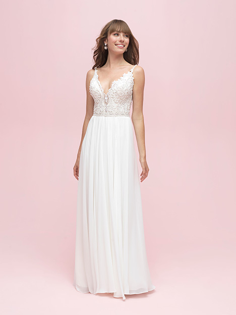 3207 Wedding                                          dress by Allure Romance