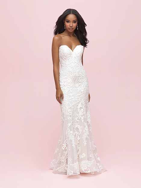3208 Wedding                                          dress by Allure Romance