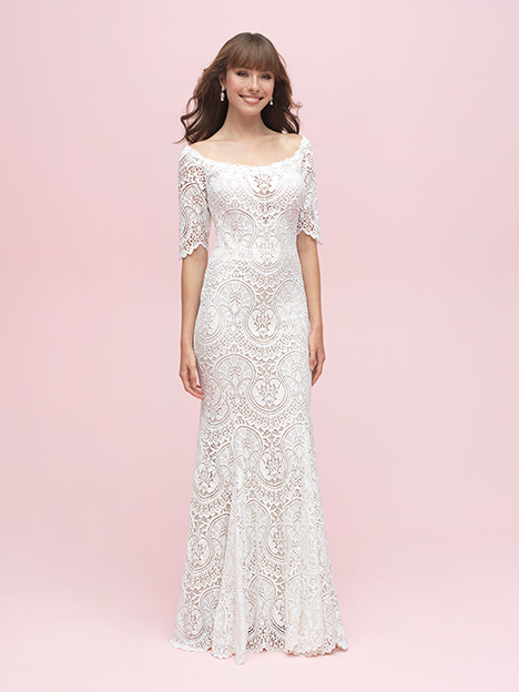 3209 Wedding                                          dress by Allure Romance