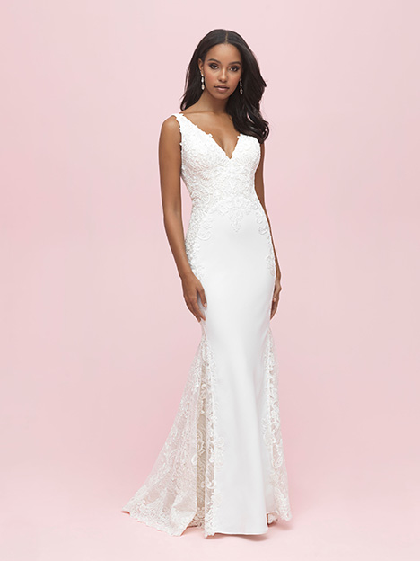 3210 gown from the 2019 Allure Romance collection, as seen on dressfinder.ca