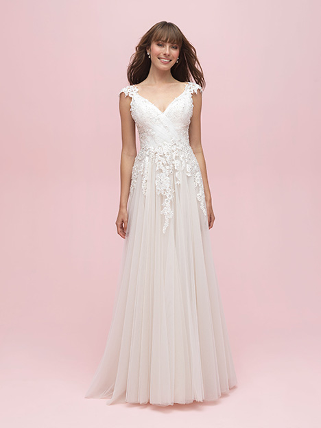 3211 Wedding                                          dress by Allure Romance