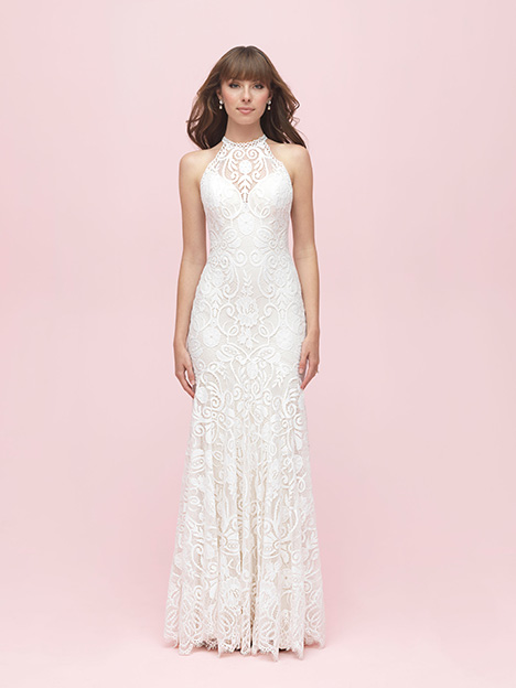 3212 Wedding                                          dress by Allure Romance