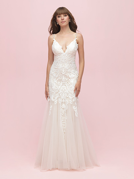 3215 Wedding                                          dress by Allure Romance