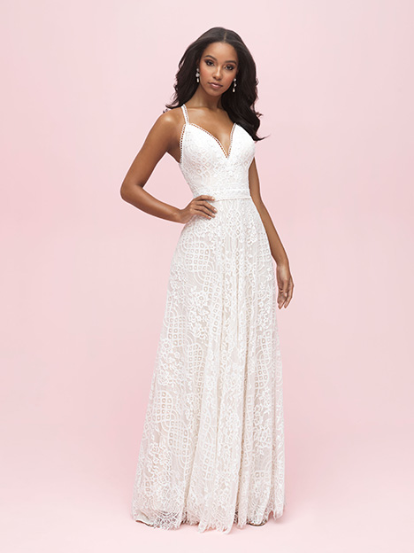 3217 Wedding                                          dress by Allure Romance