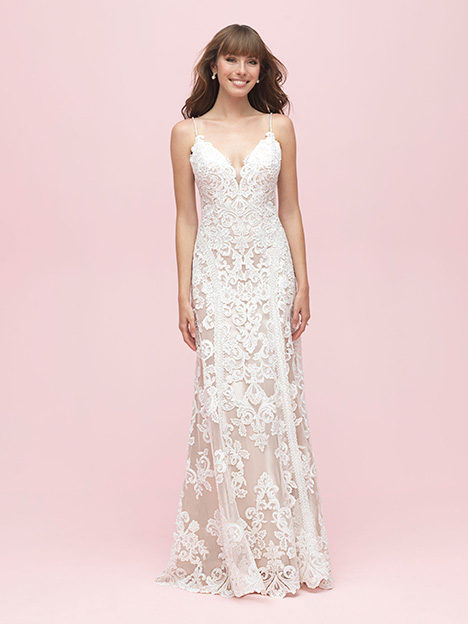 3219 Wedding                                          dress by Allure Romance