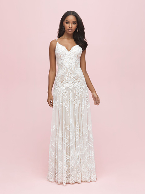 3221 gown from the 2019 Allure Romance collection, as seen on dressfinder.ca