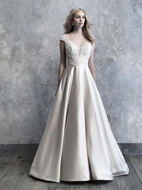 MJ506 Wedding                                          dress by Madison James