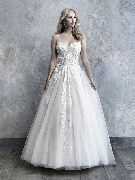 MJ509 Wedding                                          dress by Madison James