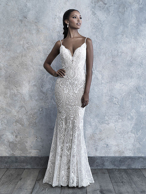 MJ510 Wedding                                          dress by Madison James