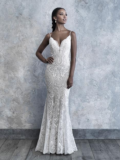 MJ510 Wedding                                          dress by Madison James