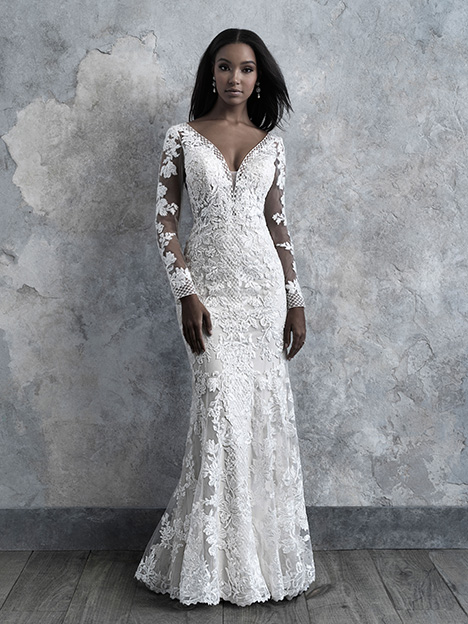 MJ511 Wedding                                          dress by Madison James