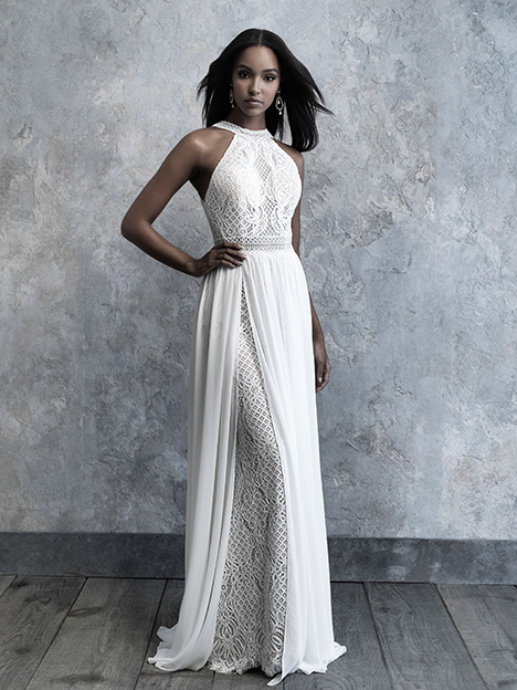 MJ512 Wedding                                          dress by Madison James