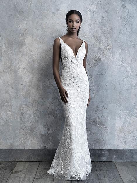 MJ514 Wedding                                          dress by Madison James