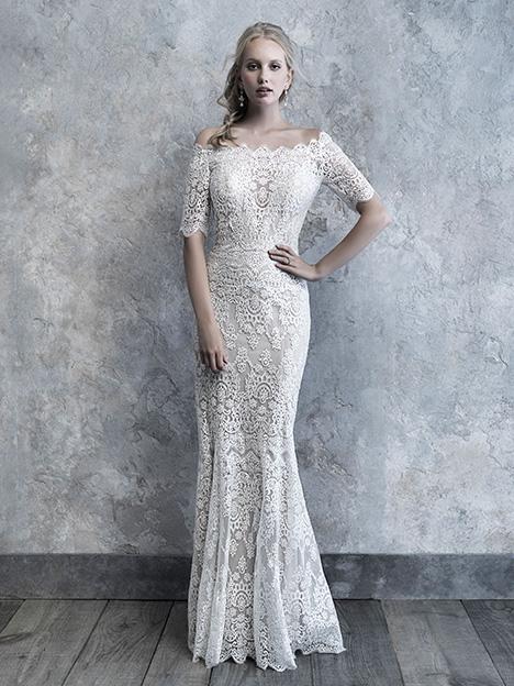 MJ515 Wedding                                          dress by Madison James