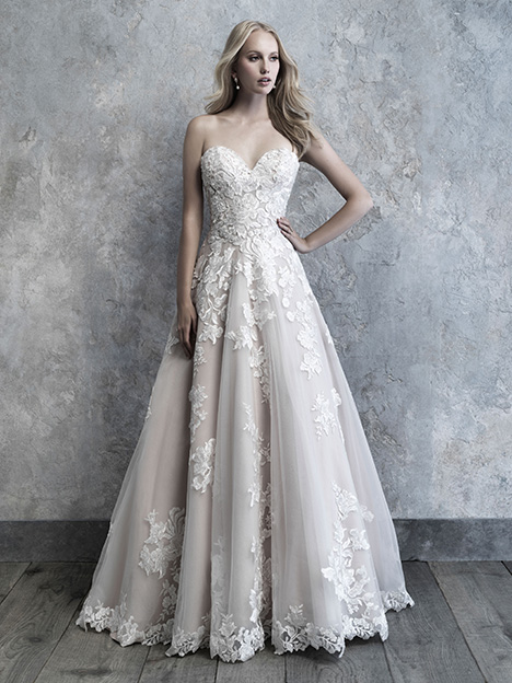 MJ516 Wedding                                          dress by Madison James