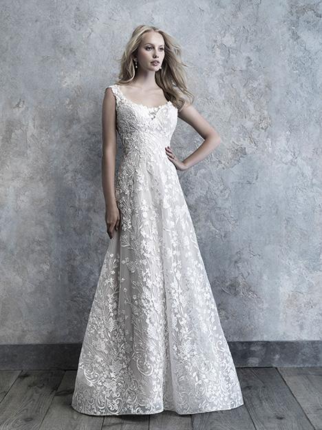 MJ519 Wedding                                          dress by Madison James