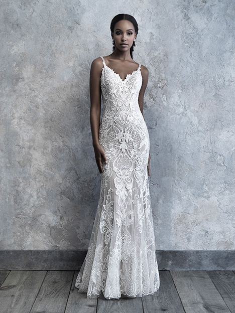 MJ520 Wedding                                          dress by Madison James