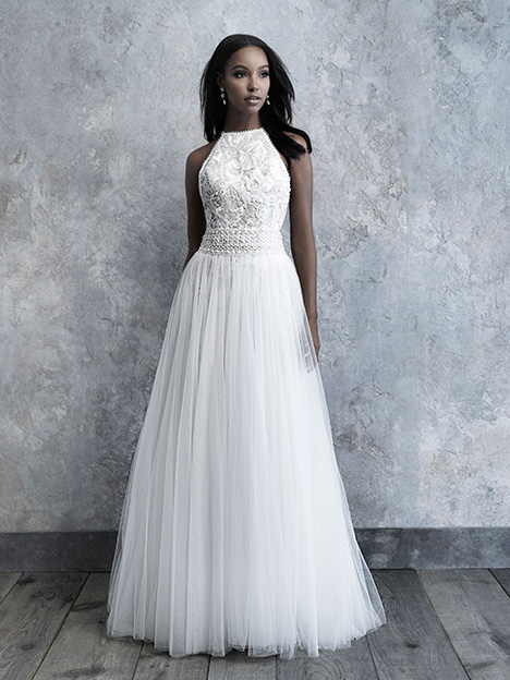 MJ500 (+ overskirt) gown from the 2019 Madison James collection, as seen on dressfinder.ca