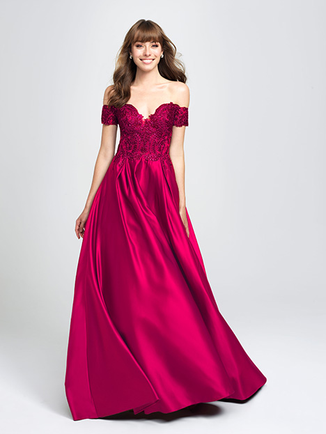 19-102 Prom                                             dress by Madison James Special Occasion