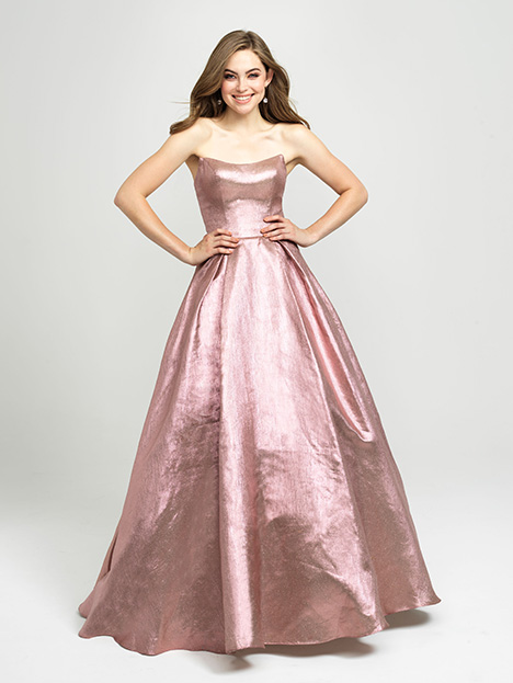 Style 19-111 gown from the 2019 Madison James Special Occasion collection, as seen on dressfinder.ca