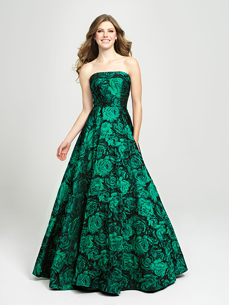 Style 19-124 gown from the 2019 Madison James Special Occasion collection, as seen on dressfinder.ca