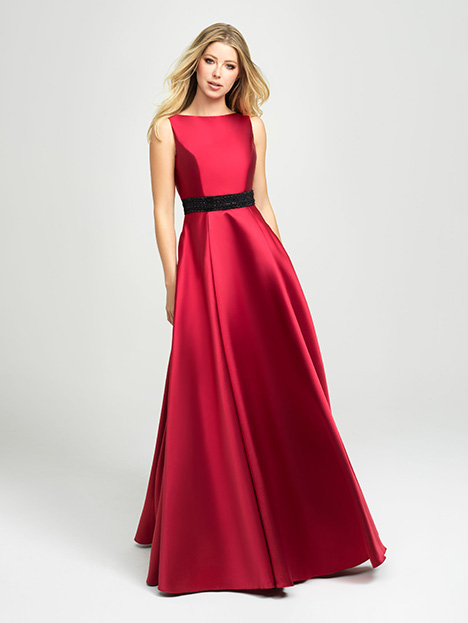 Style 19-145 gown from the 2019 Madison James Special Occasion collection, as seen on dressfinder.ca