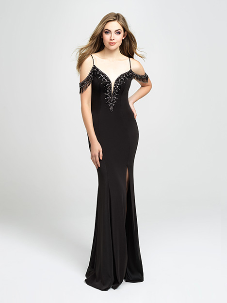 Style 19-146 gown from the 2019 Madison James Special Occasion collection, as seen on dressfinder.ca