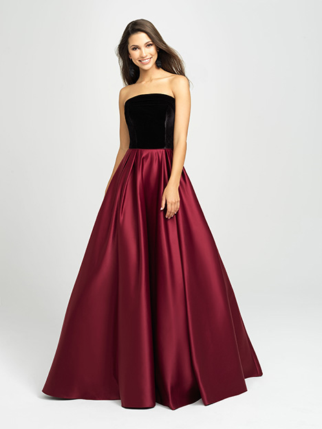 Style 19-155 gown from the 2019 Madison James Special Occasion collection, as seen on dressfinder.ca
