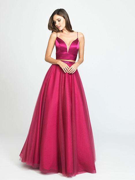 Style 19-181 gown from the 2019 Madison James Special Occasion collection, as seen on dressfinder.ca