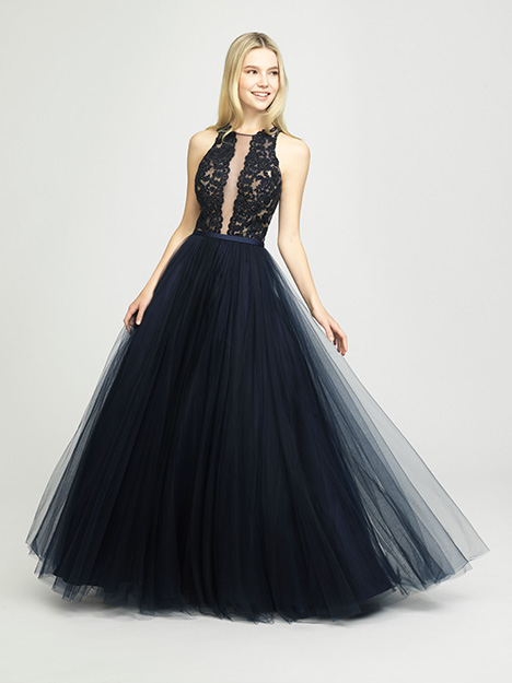 Style 19-190 gown from the 2019 Madison James Special Occasion collection, as seen on dressfinder.ca